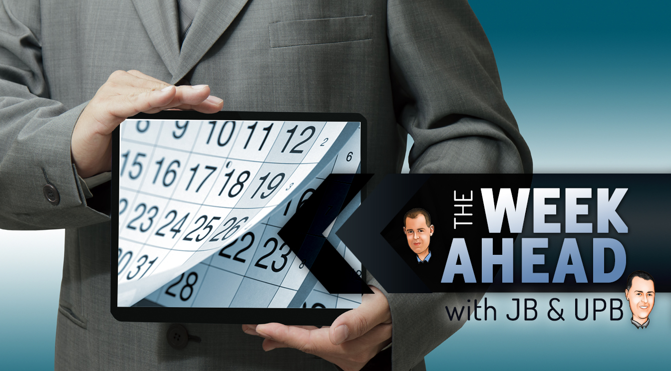 The Week Ahead Webinar January 25th, 2015