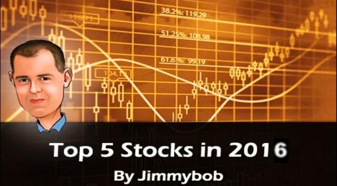 Top 5 Stocks/Themes for 2016 : Webinar