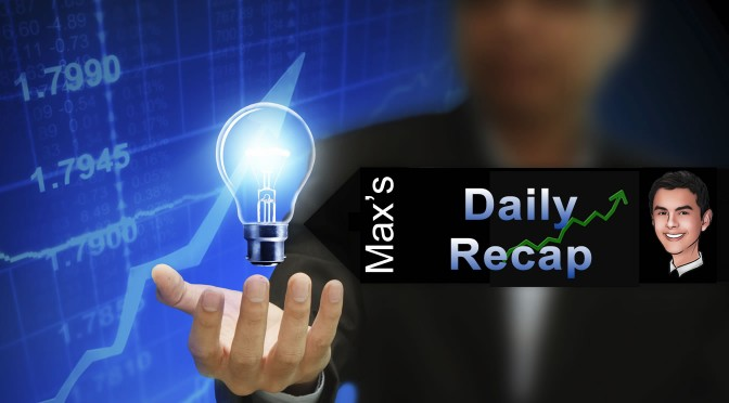 Daily Recap: Look Ahead to September Trading