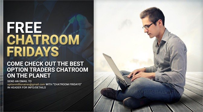 Free Chatroom Friday!
