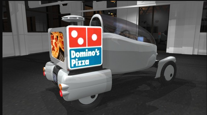 Domino's Delivers