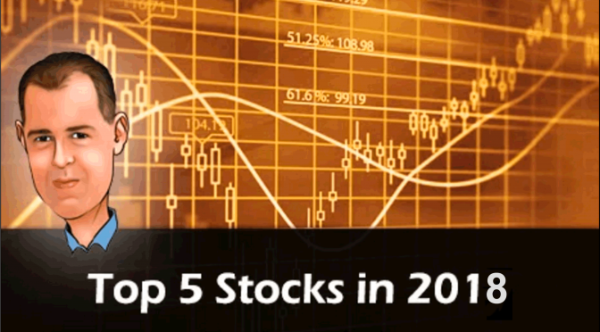 Top 5 Stocks for the Back Half of 2018